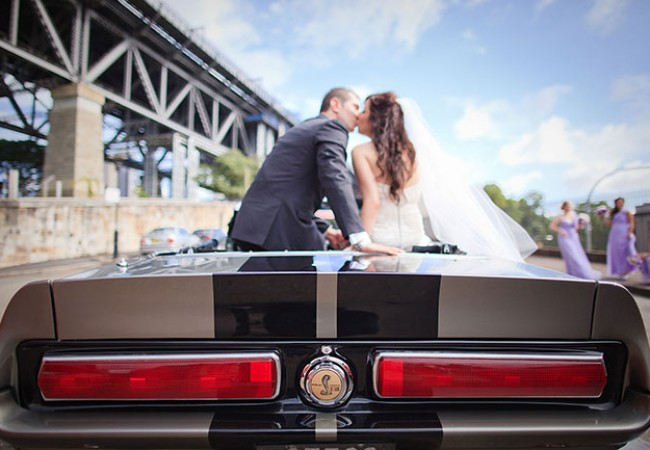 Sydney Mustangs Wedding Amp Hire Cars Add A Little Mustang